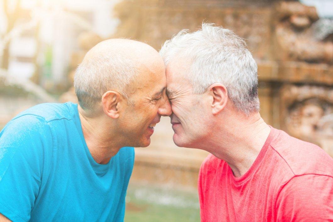 homosexuální muži sex na veřejnosti