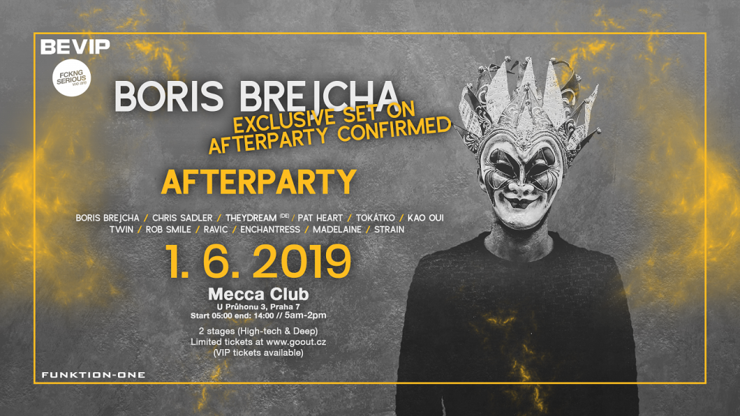 """Německý DJ Boris Brejcha, tvůrce """"inteligentní hudby zítřka"""", vystoupí po vyprodané show na Výstavišti i v klubu Mecca!"""