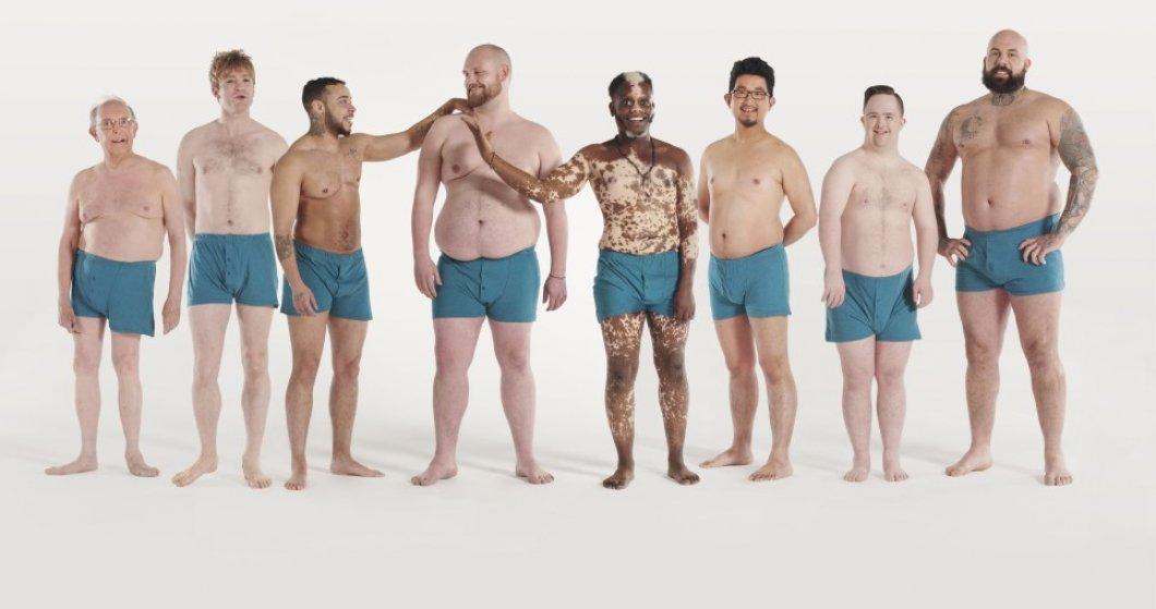 """""""Běžní muži"""" nejsou jako z reklamy, kvůli vzhledu ale cítí stud a znechucení. Nyní bojují za """"normální těla"""""""