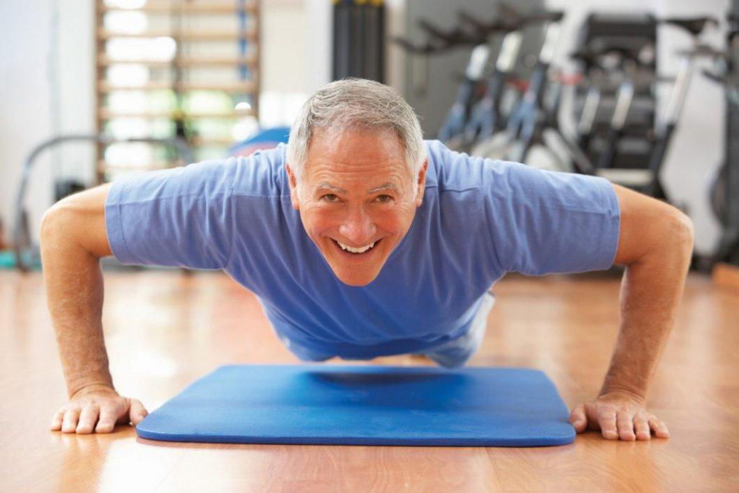 """Cvičíte """"jako o život""""? Měli byste – kvalita vašich svalů totiž určuje míru rizika úmrtí"""