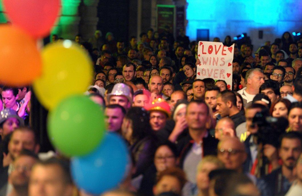 Slováci jsou nejméně tolerantní národ z celé EU – gayům a lesbám by dopřáli minimum práv, ukázal průzkum napříč Unií