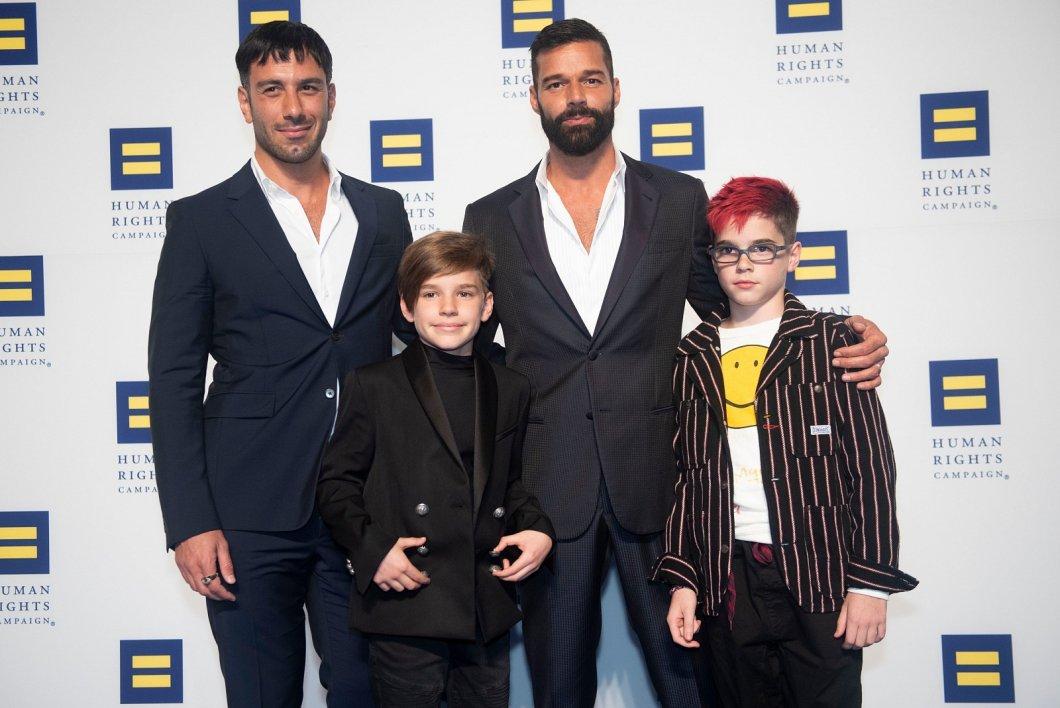 Slavné gay páry, které vychovávají děti