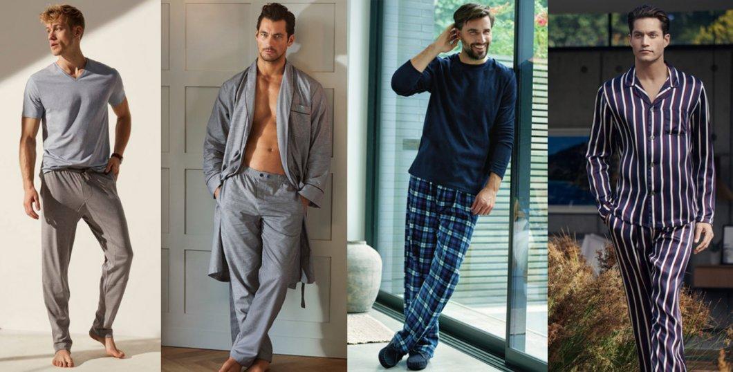 V posteli strávíte třetinu života. Proto vybírejte pyžama důkladně, ta moderní jsou pohodlná, ale také vypadají skvěle