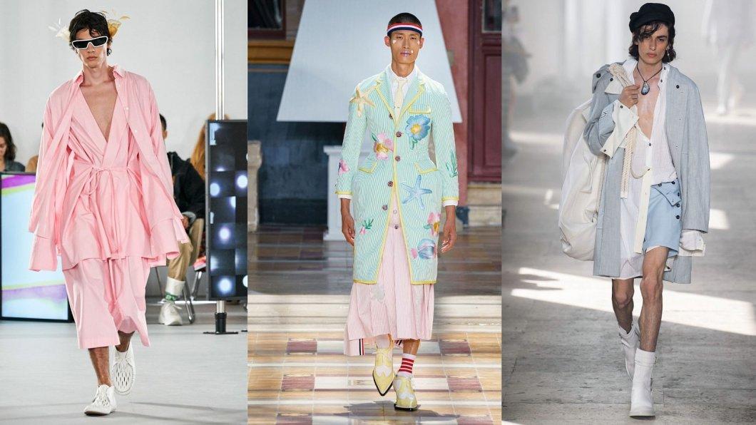 """Pánská móda nastaví v roce 2020 zcela nová pravidla. Začne měnit i pohled na to, co je """"mužné"""""""