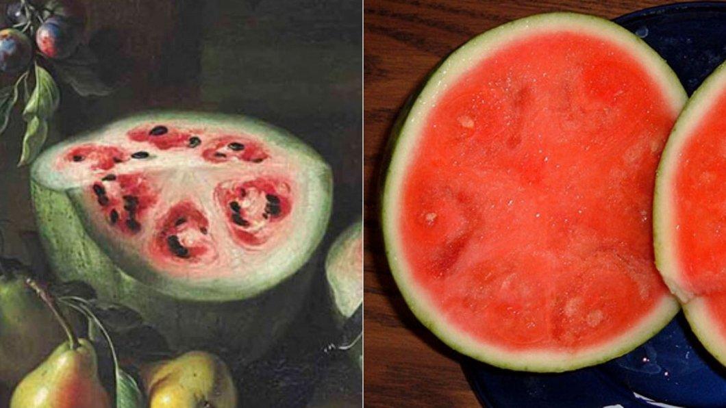 """Takhle vypadali předchůdci zeleniny a ovoce před """"genetickým zmodifikováním"""""""