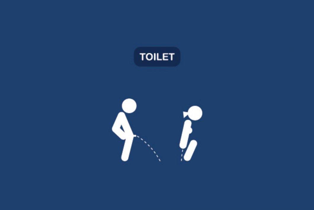 Speciální záchodová prkénka mají zaměstnancům zabránit v dlouhém vysedávání na toaletě
