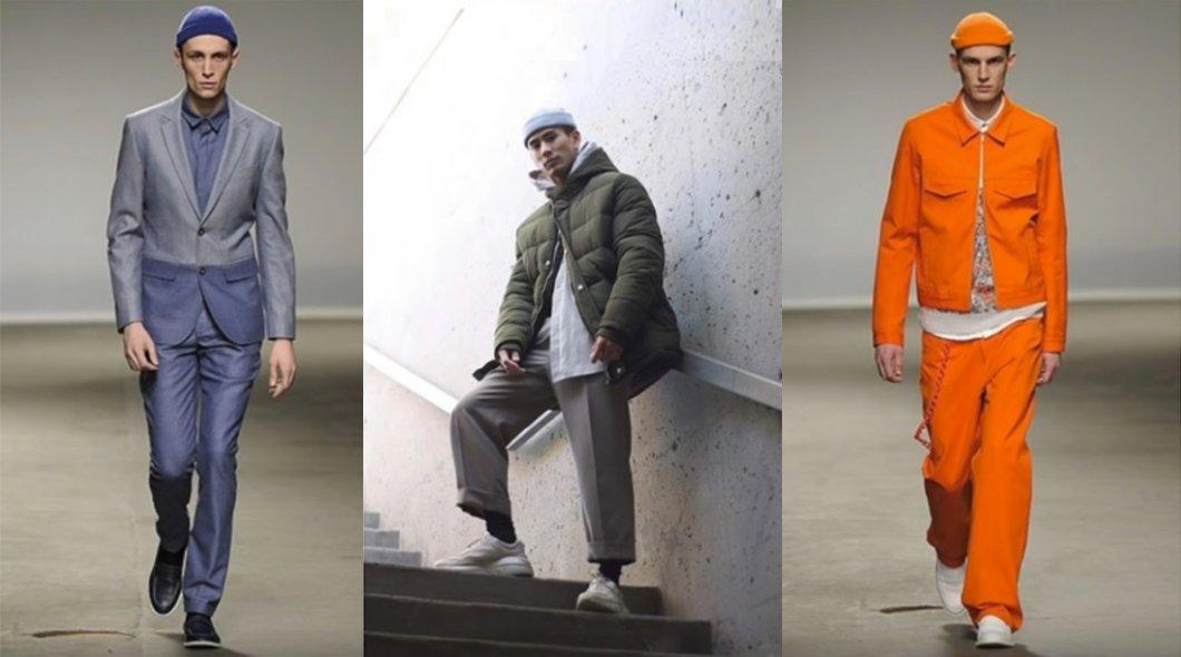 """Trendy mužem roku 2020 je """"shipster"""". Vousáč, který si hraje s módou a vypadá, jako by šel omylem na ryby v obleku"""