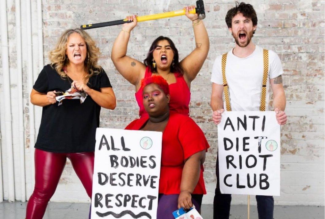 """""""Lidé mají dnes fobii z tuků a kvůli tomu všichni trpíme,"""" říká zakladatelka hnutí bojovníků proti dietám"""