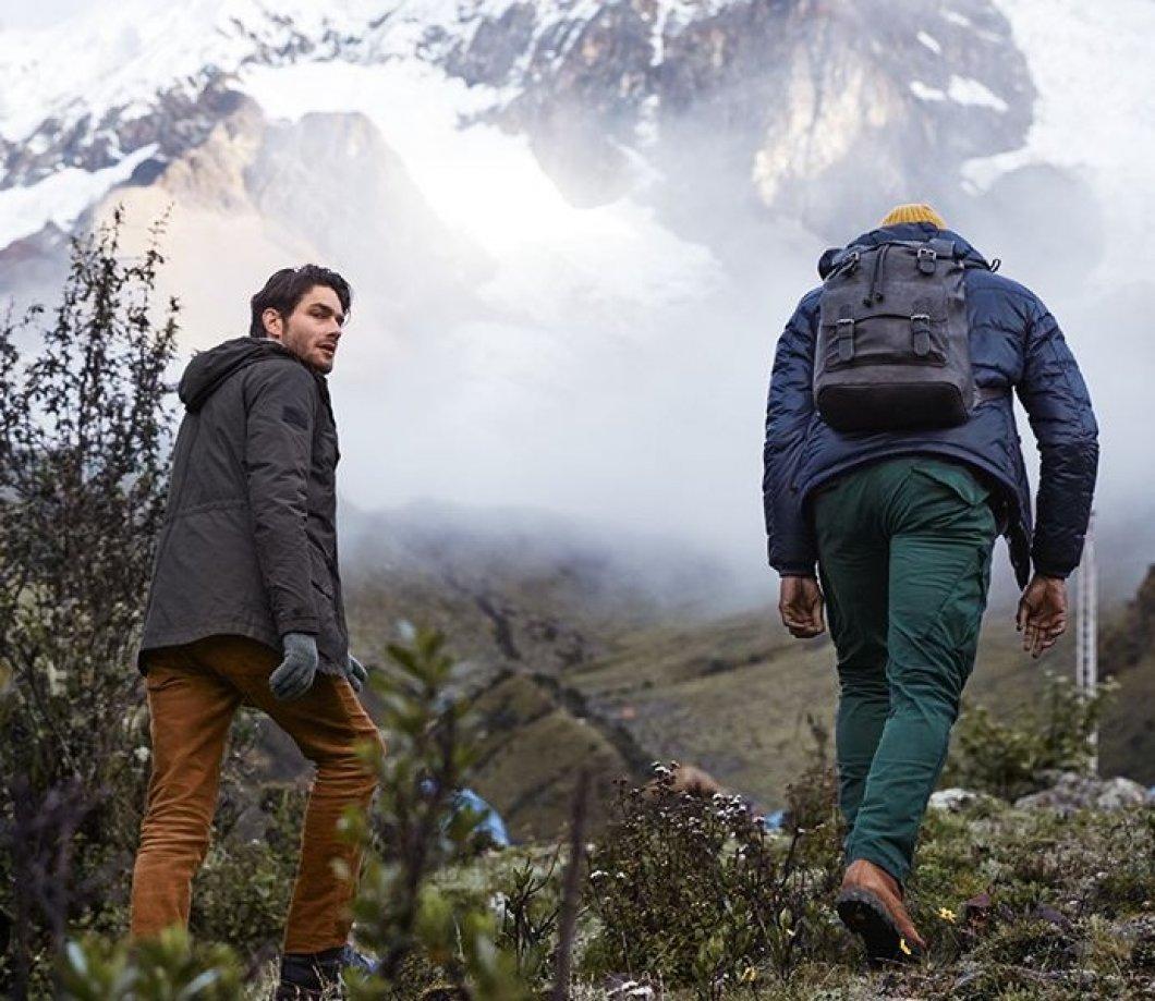 Řešení pro stylové aktivní muže: outdoorová móda, která je funkční, pohodlná, ale stále elegantní