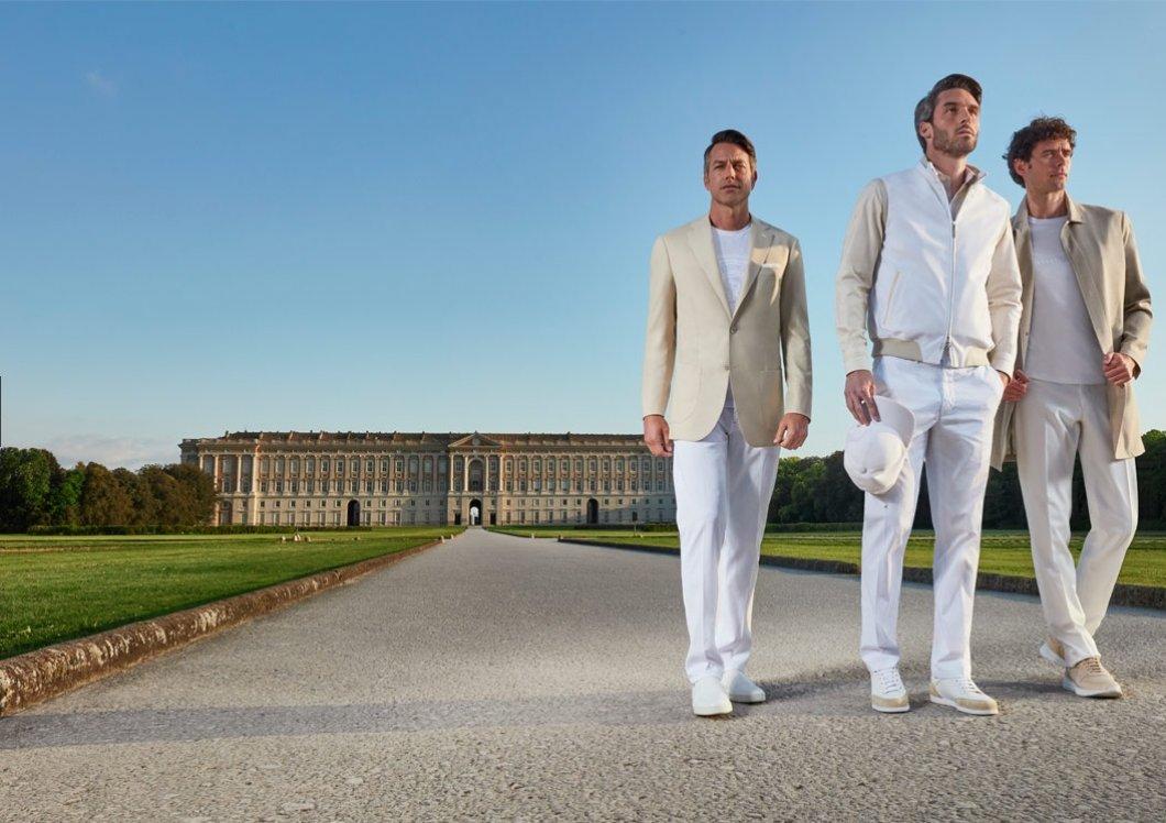 """Luxusní móda, kterou si oblíbili Tom Cruise i Michael Bublé. Staňte se i vy """"na den (módním) králem"""""""