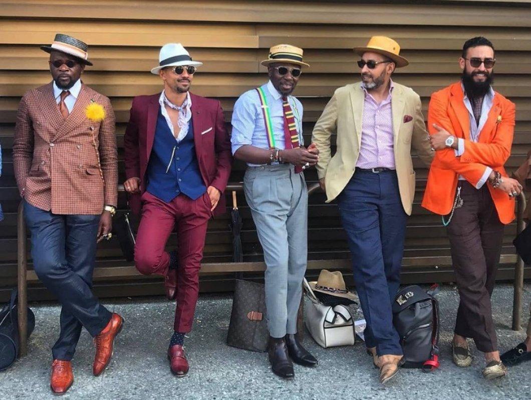 Muž – dandy: láska k sobě samému, módě a luxusu je zpět. Muži znovu touží po pozornosti