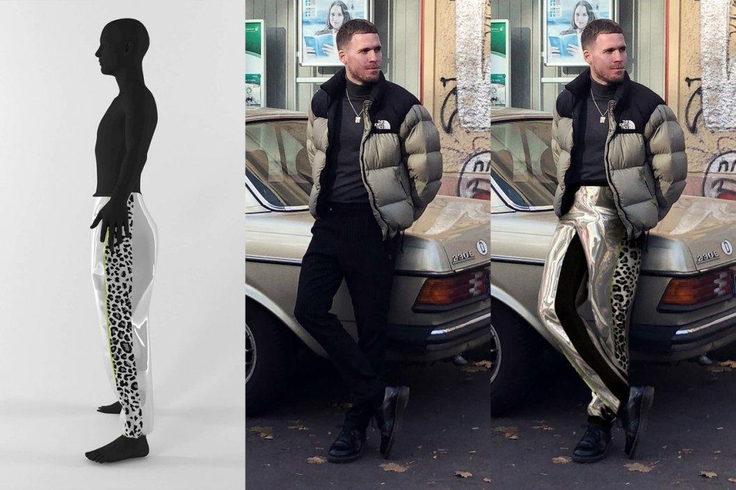 Divoké módní zítřky – digitální oblečení vytvořené v počítači ušetří místo ve skříni i přírodu