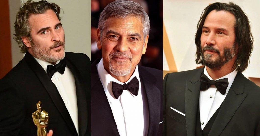 FOTO: Věk není třeba skrývat – prošedivělé vousy, knírky a bradky zaplavily Hollywood