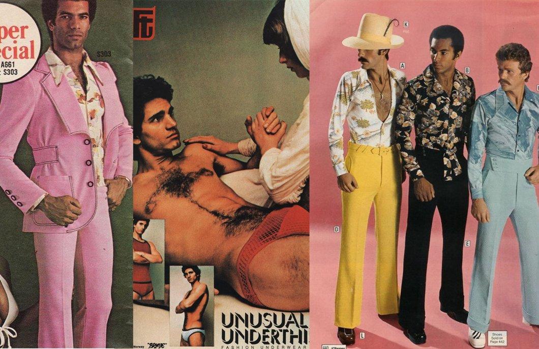 FOTO: Pánská móda 70. let je vrcholem nevkusu, který se nikdy nesmí vrátit. Zde je důkaz