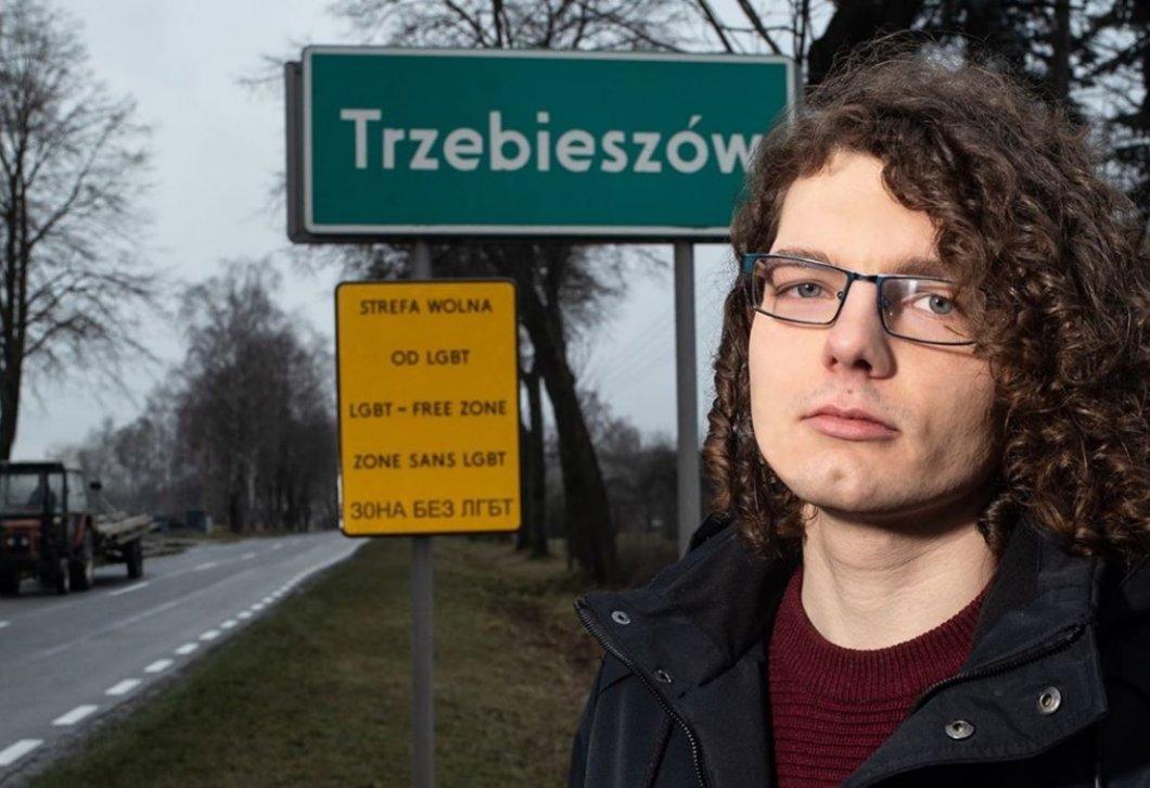 Nenávistné polské zóny, kde nejsou LGBT lidé vítaní, již dosáhly rozlohy Maďarska