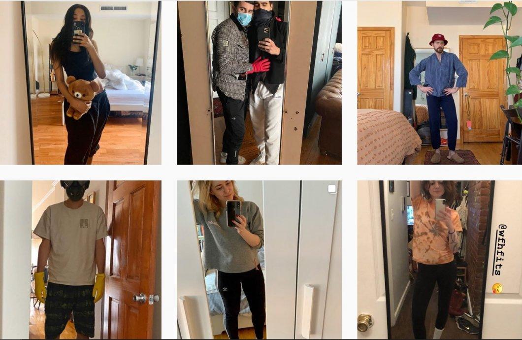 Nová móda pro práci z domova – zapomeňte na pyžamo, stylisté mají vtipné trendy řešení