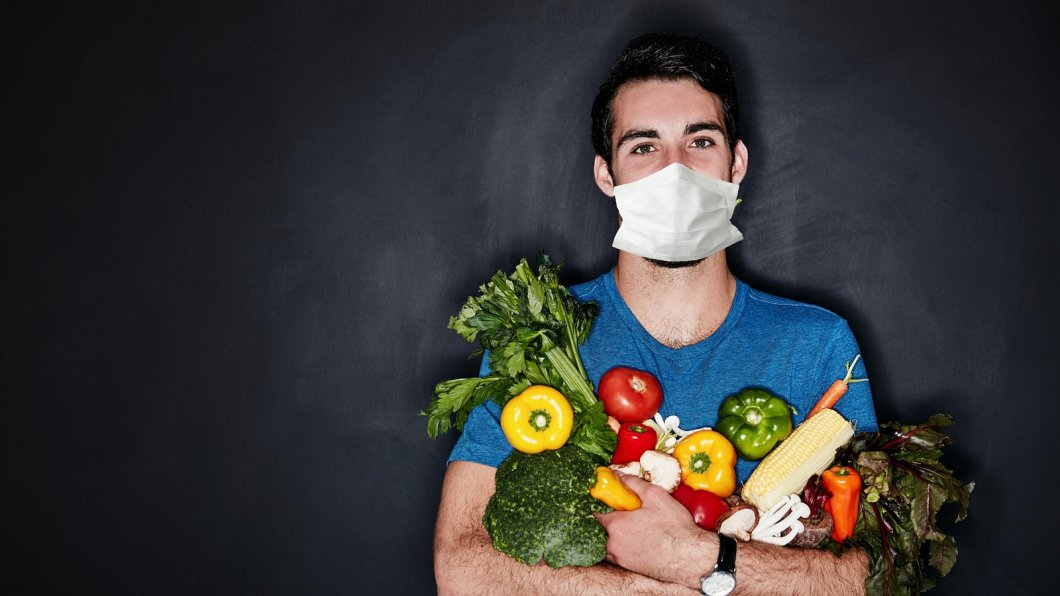 Popularizátor zdravého životního stylu o tom, jak nám raw stravování může pomoci bojovat nejen s koronavirem