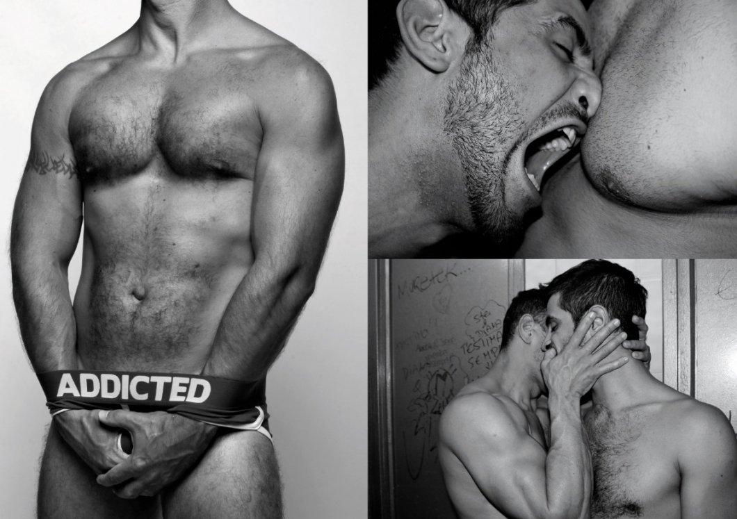 Díky bohu Sexy fotky nahých mužů